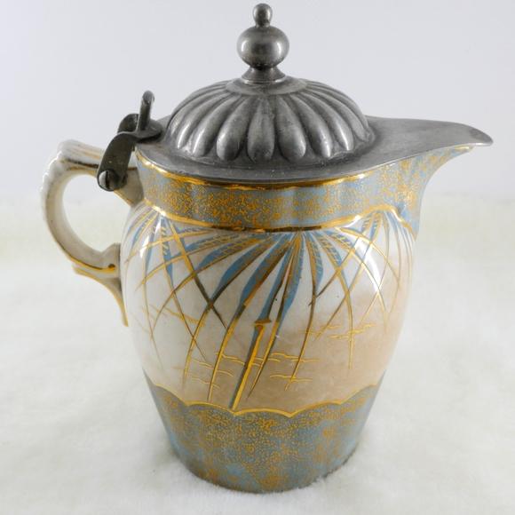 Antique Cream Pot